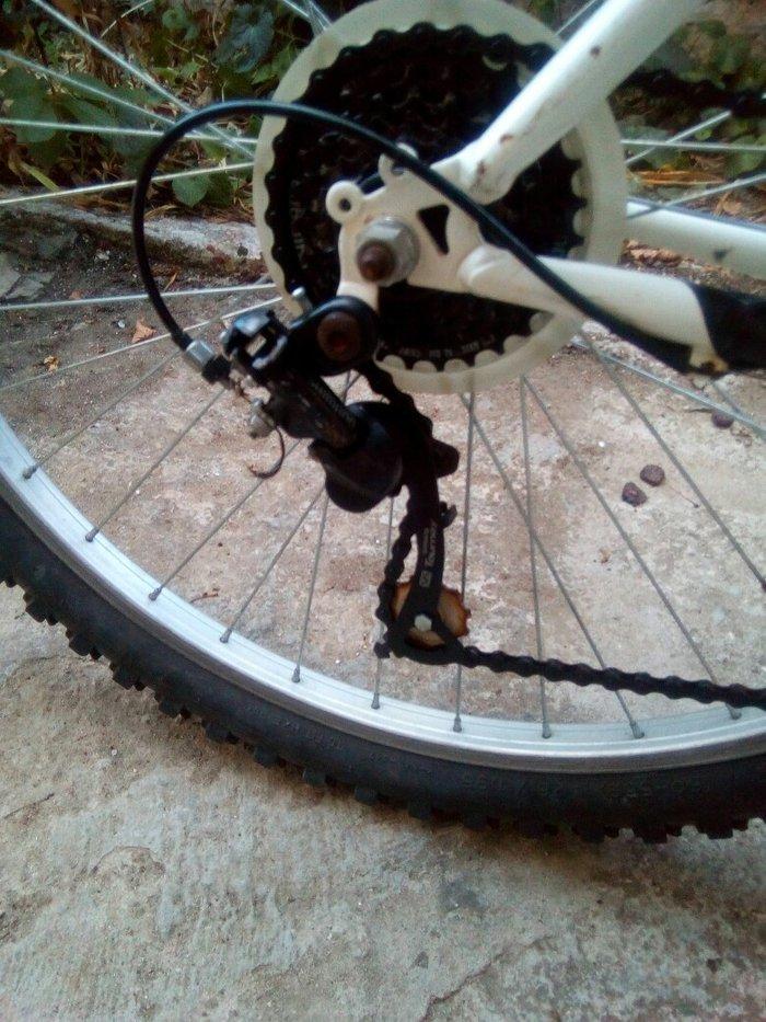 Ποδήλατο γυναικείο 26 ιντσών, 18 ταχυτήτων, καλή κατάσταση.. Photo 2