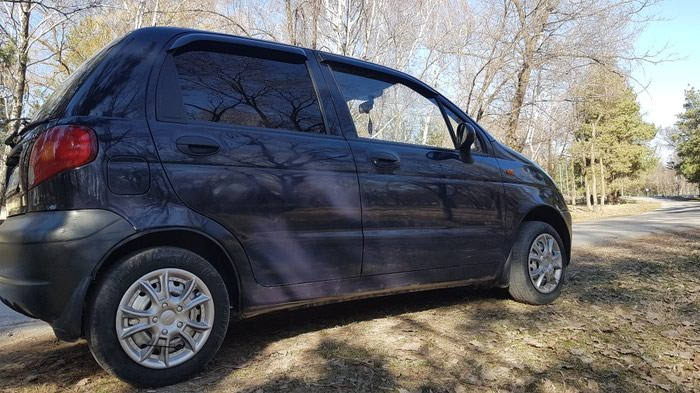 Daewoo Matiz 2007. Photo 0