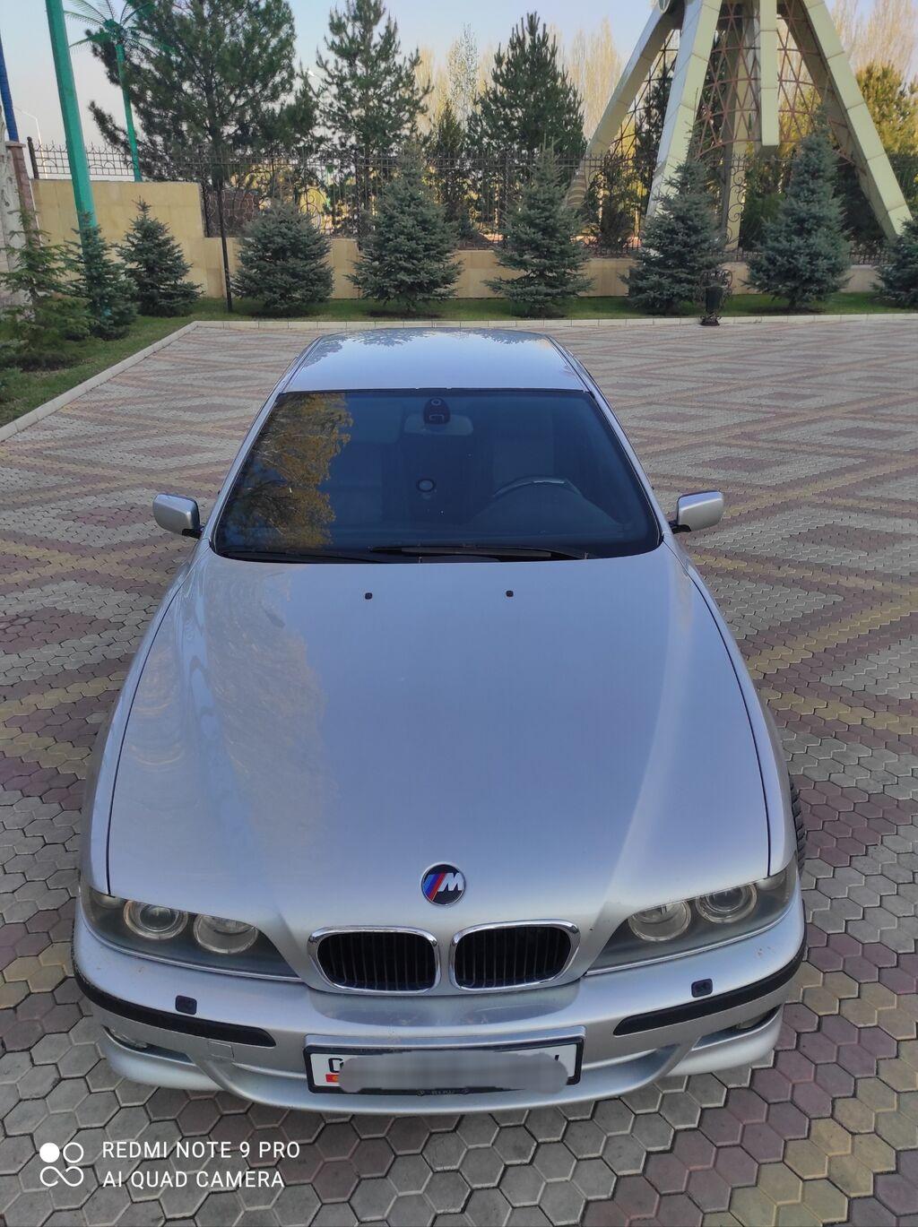 BMW 530 3 л. 2001: BMW 530 3 л. 2001