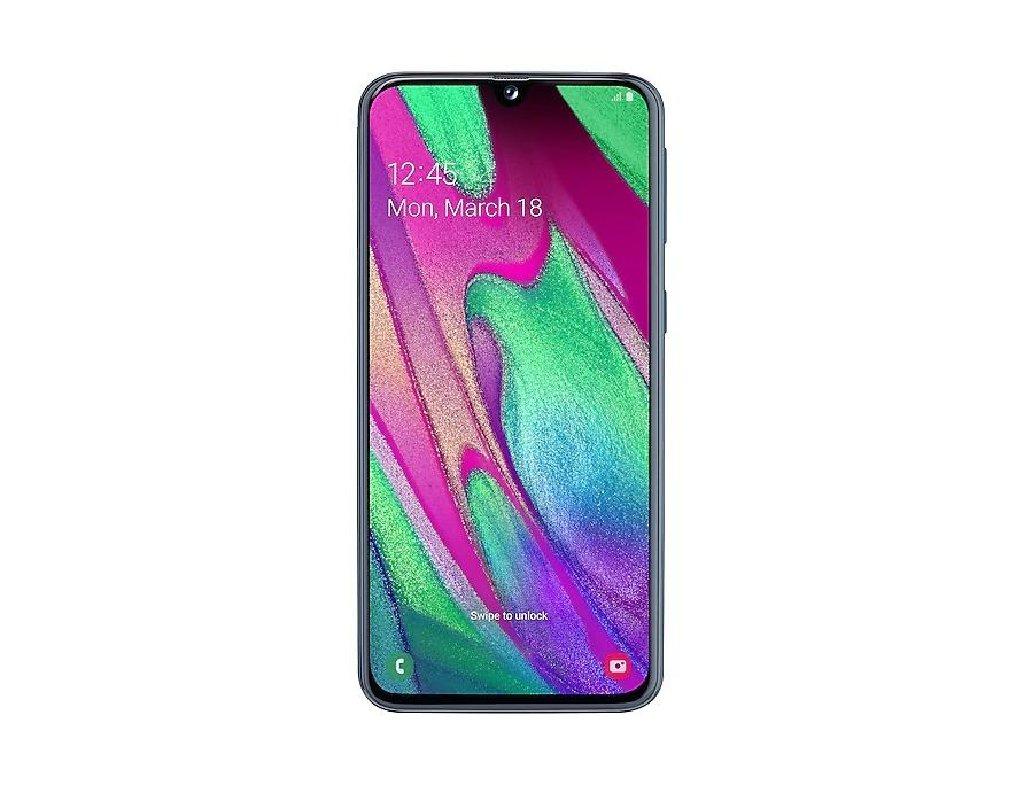 Yeni Samsung A40 64 GB qara