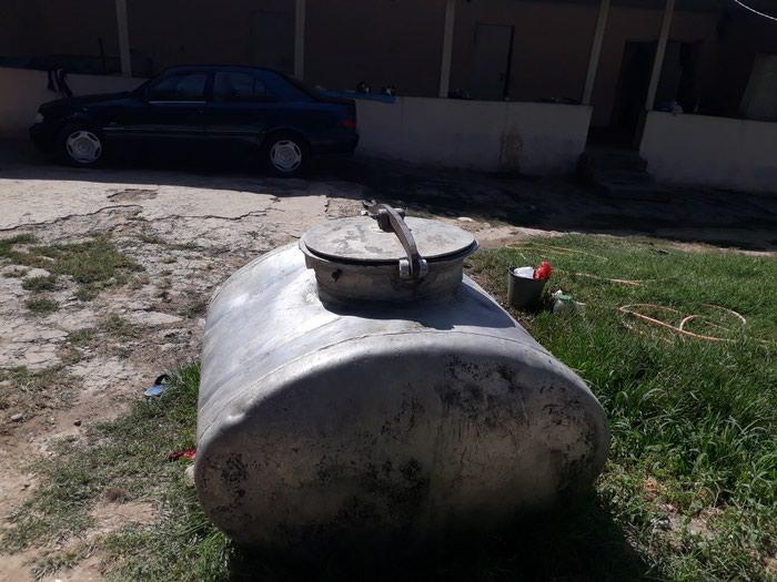 Алюминиевую бочку.Продаю срочно в хорошем состоянии. в Душанбе