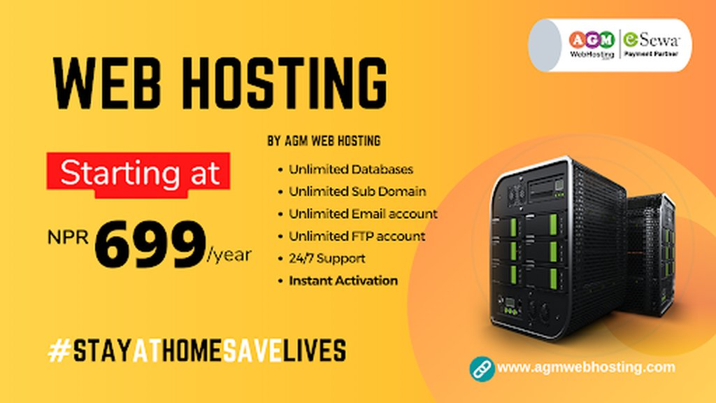 Web Hosting in Nepal by Nepal's Best Host Provider Company: