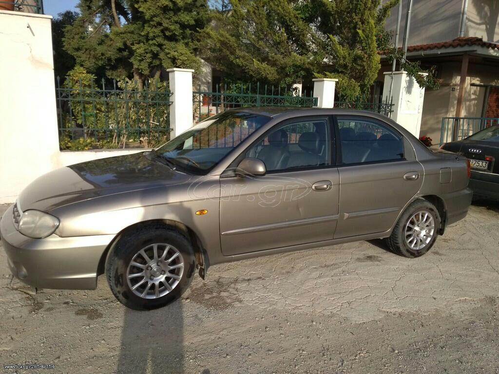 Kia Sephia 1.6 l. 2004   123989 km