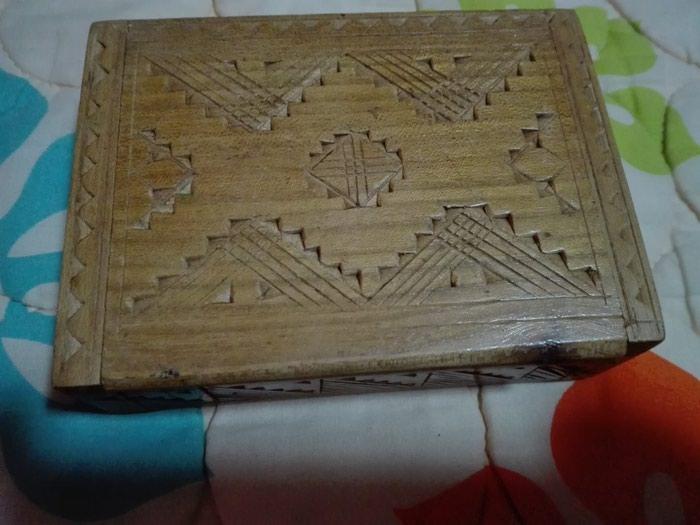 Kutija od banbusa extra ocuvana - Pancevo