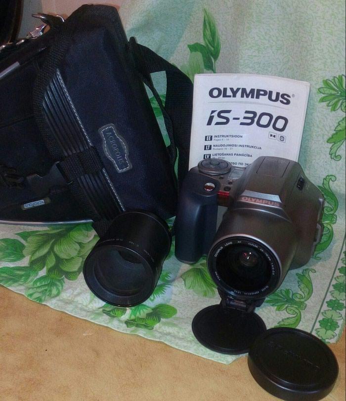 Olympus is 300+obyektiv fotoapparat satılır təzədir.28-110 mm. Photo 1