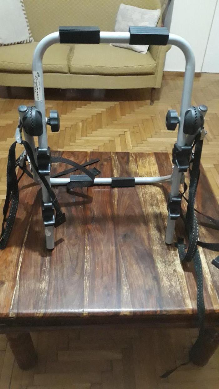 Βάση για ποδήλατα.. 45 €..Περιοχή Ζωγράφου..τηλ:6. Photo 2