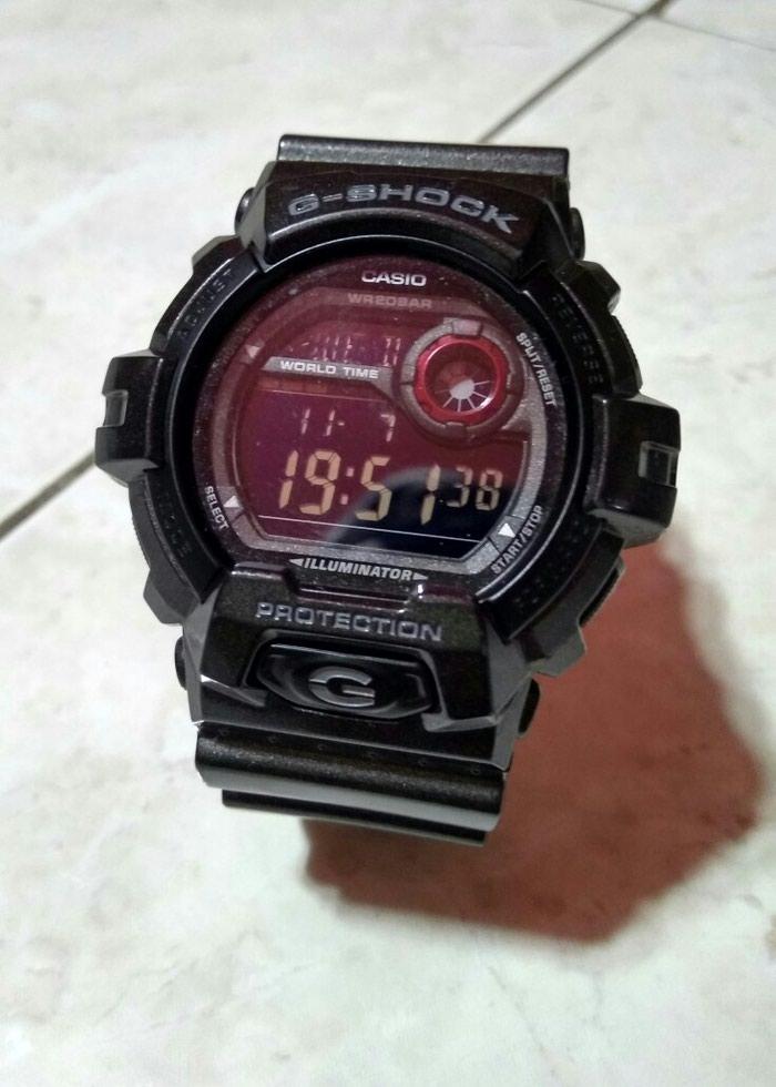 Ρολόι CASIO G-SHOCK μαύρο ολοκαίνουργιο του 2017 ...μόνο 80€. Photo 0
