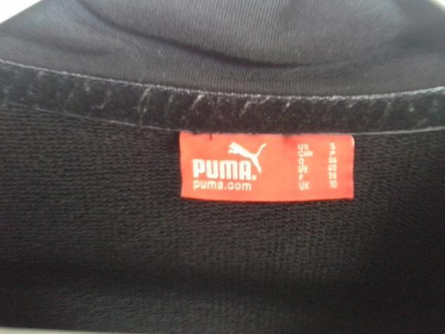 Ζακετα μαυρη puma μεγεθος S.. Photo 2