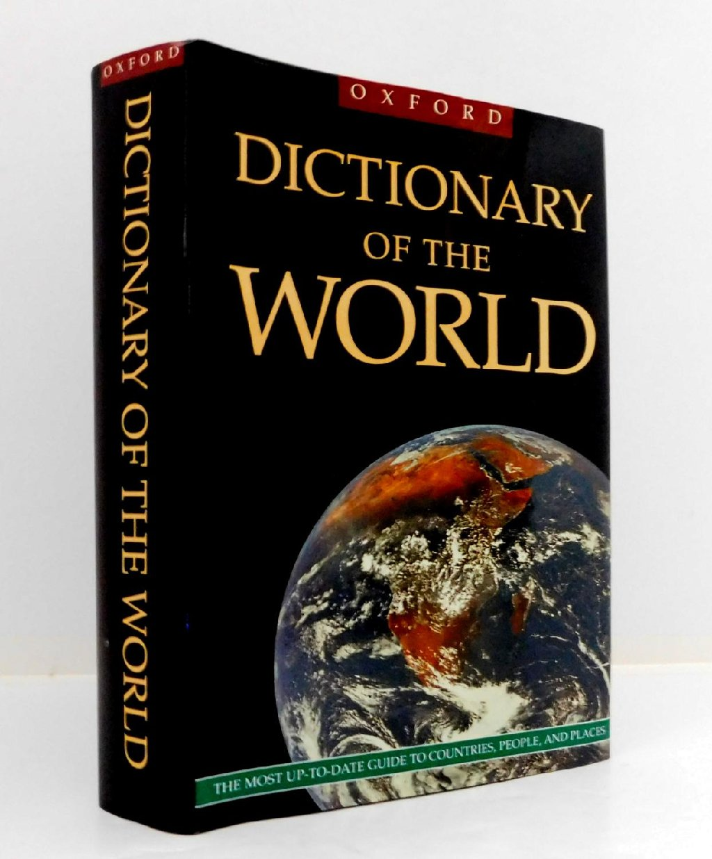 OXFORD DICTIONARY OF THE WORLD