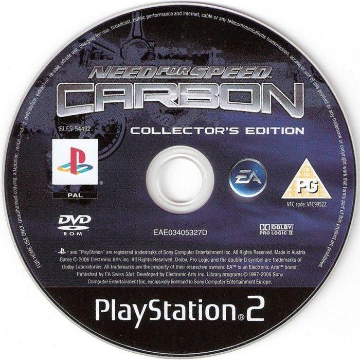 Bakı şəhərində NFS CARBON - Collector's Edition..Ps2 üçün.Yenidir.Sayı çoxdur.