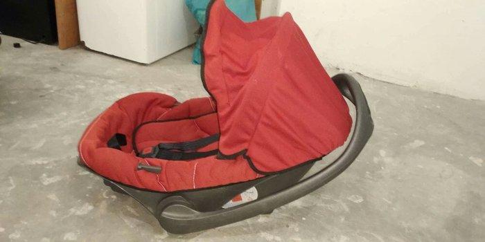 Παιδικά Καθίσματα Αυτοκινήτου & Μάρσιποι - Κορωπί: Port-bebe σε καλή κατάσταση για χρήση εντός και εκτός αυτοκινήτου
