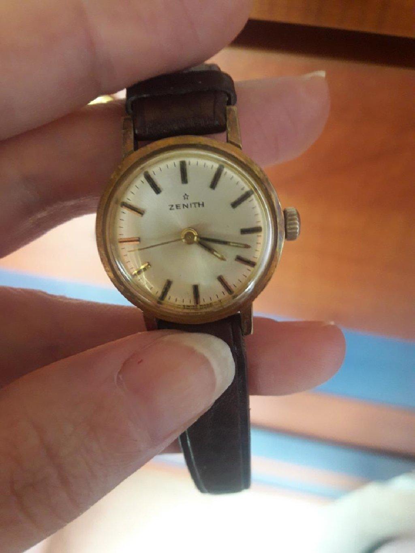 Αυθεντικό ρολόι zenith γυναικείο