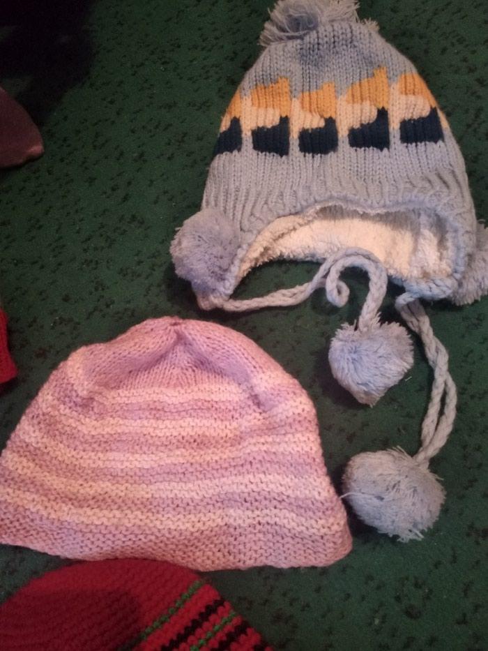 Продам детские шапки для девочек по 100 сом. Photo 5