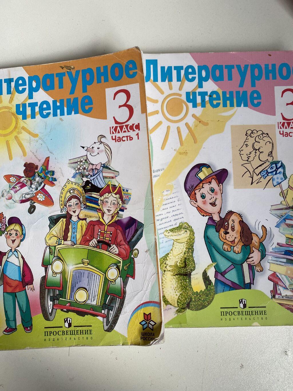 Литературное чтение 3 класс Климанова: Литературное чтение 3 класс Климанова