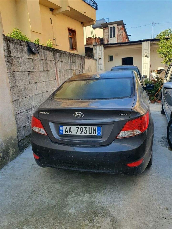 Hyundai - Ζωγράφου: Hyundai Accent 1.6 l. 2014   97000 km