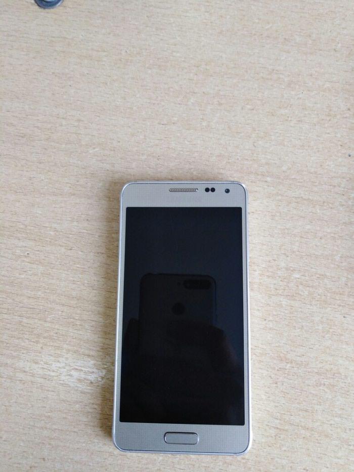 Samsung alpha 32GB 4G(LTE) отпечатка дубайский. Photo 1