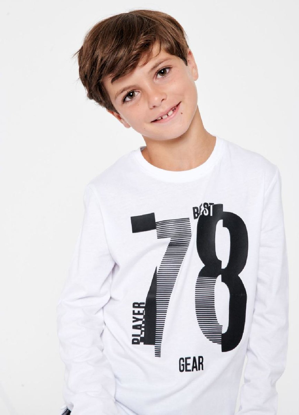 Nova, sa etiketom, italijanska Calliope majica, dug rukav, za dečake uzrasta 8-9 godina, odnosno visine 128-134 cm