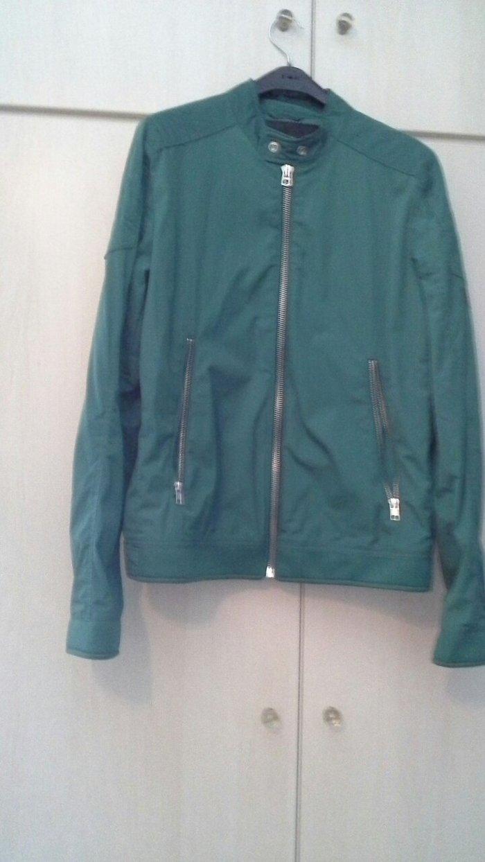 Πρασινο μπουφαν αντρικο XL DIESEL αχρησιμοποίητο!!! σε Ζωγράφου