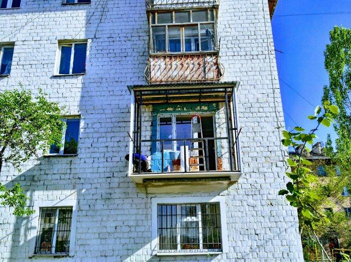 Мир балконов - это сервис по утеплению в Бишкек