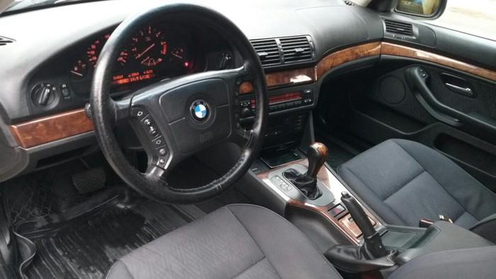 BMW 520 2001. Photo 6