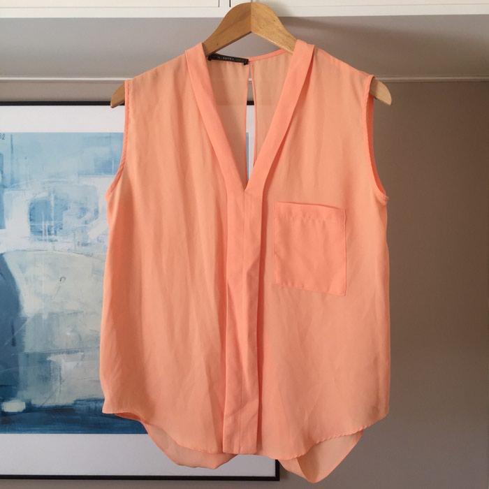 Suite Blanco αμάνικη πουκαμίσα με λαιμόκοψη. Photo 2