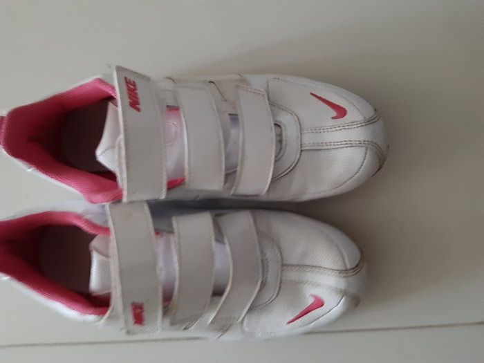 Patike Nike br.37.5 kao nove neostecene koza. Photo 0