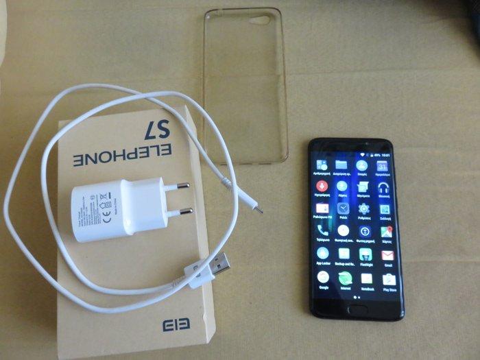 Elephone S7 μαυρο στο κουτι του, με αποδειξη. Photo 1