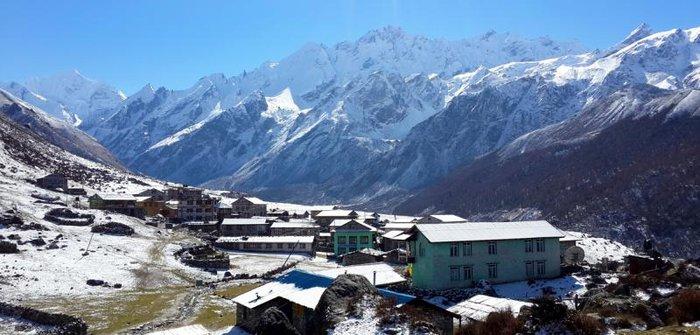 Langtang Valley Trek in Kathmandu