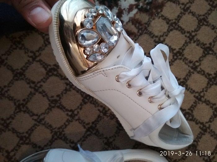 Туфли- кросовки. Photo 1