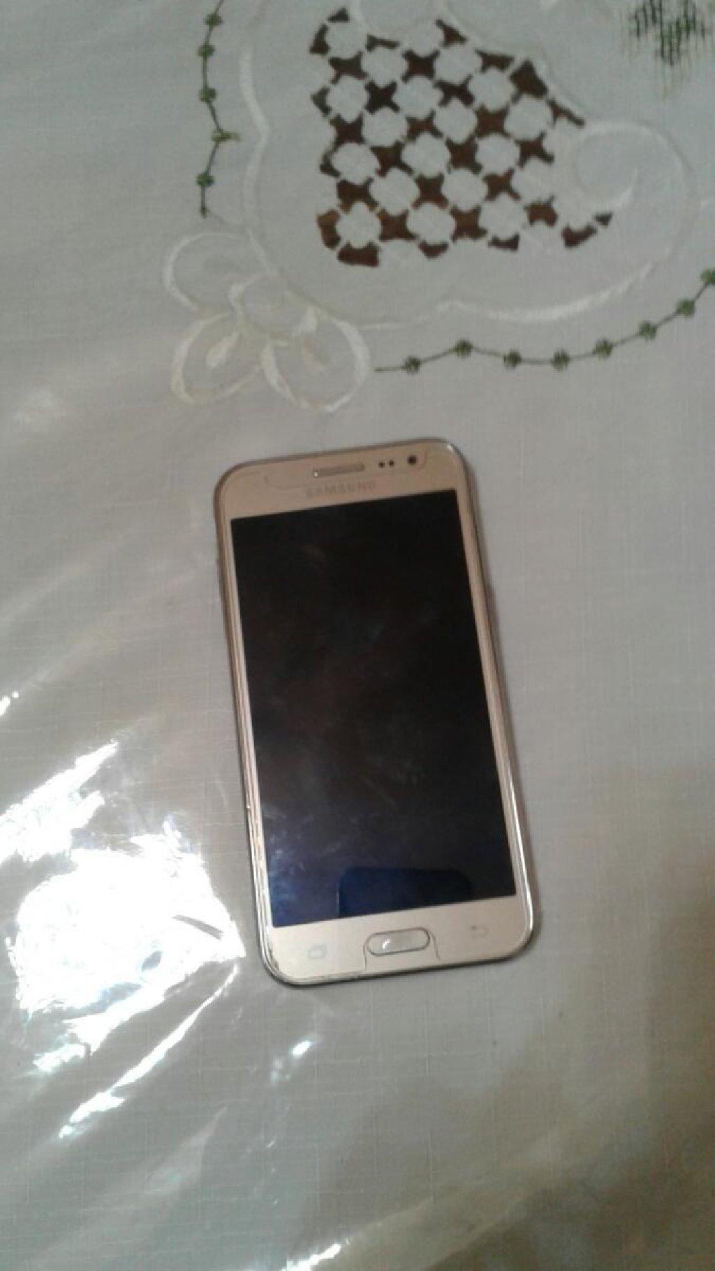 İşlənmiş Samsung Galaxy J2 Prime 2 GB qızılı