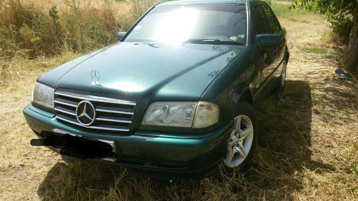 Mercedes-Benz C 180 1998. Photo 4