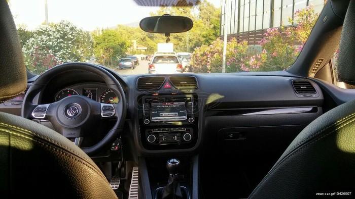 Volkswagen Scirocco 2012. Photo 5