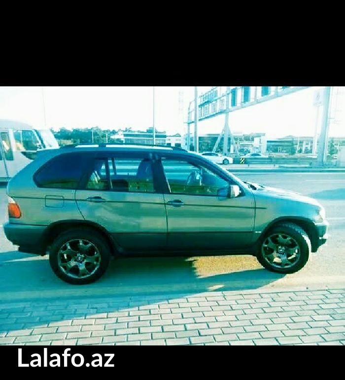 BMW X5 2003. Photo 2