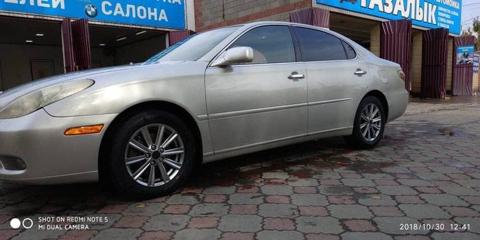 Lexus ES 2004. Photo 0