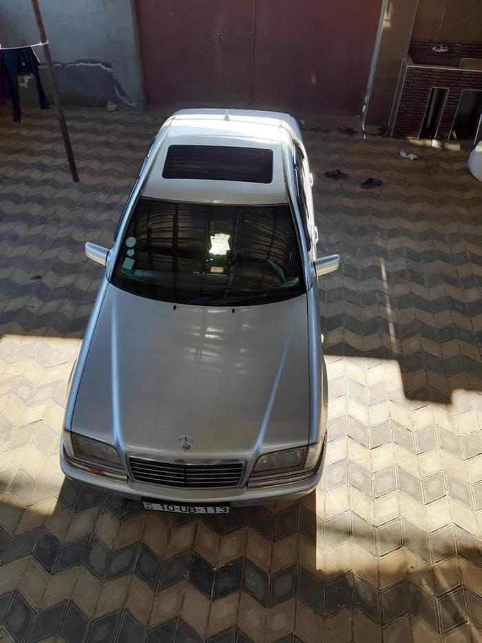 Mercedes-Benz C 180 1998. Photo 3