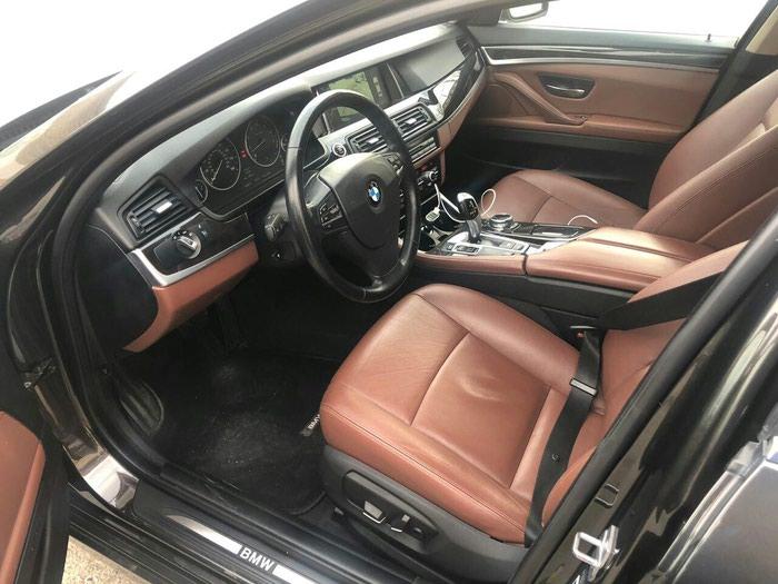 BMW 528 2013. Photo 5