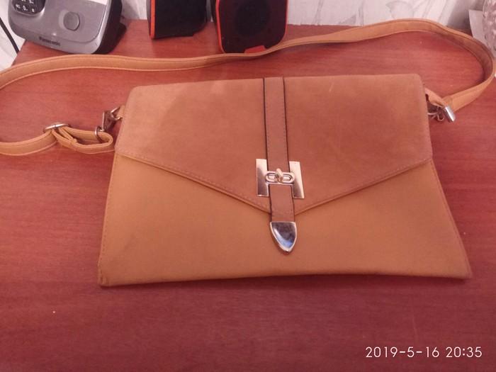 748a30a44ce9 Сумочка клатч, рыжего цвета новая 300 сом торг уместен за 300 KGS в ...