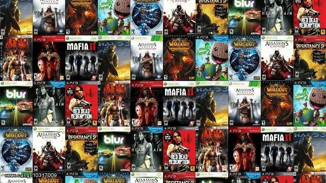 Games για pc, ΧΒΟΧ 360 ps3 , ps2 , ps1 , psp ps vita, ΧΒΟΧ, wii, wiiu, game cube, dreamcast, sega saturn, ds/2 ds/3 ds για τσιπαρισμένες κονσόλες άμεση εύρεση όλων των παιχνιδιών ακόμα και σπάνια ακυκλοφόρητα στην Ελλάδα περισσότερα από 15