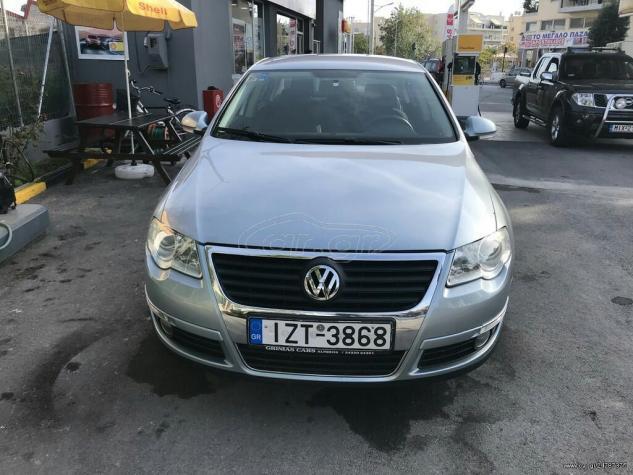 Volkswagen Passat 2007. Photo 0