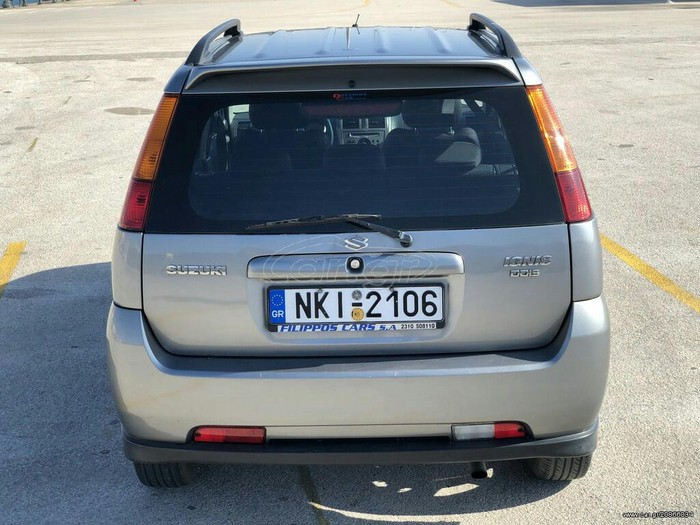 Suzuki Ignis 1.3 l. 2006 | 160000 km