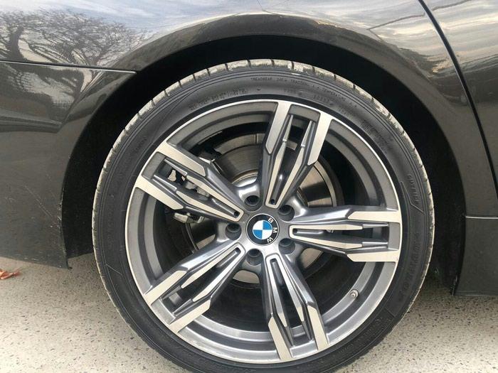 BMW 528 2013. Photo 8