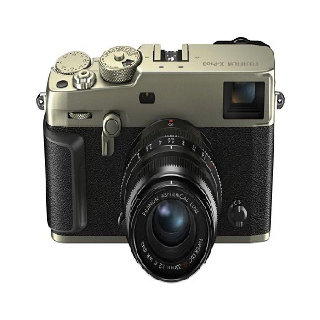 FUJIFILM X-Pro3 Mirrorless Digital Camera Body
