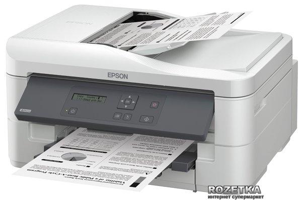 Epson k301 с снпч черно-белый принтер-сканер-копир   с в Бишкек