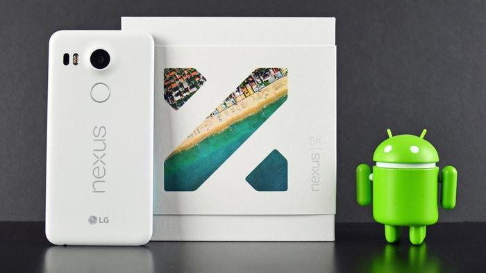 Google Nexus 5X 32Gb. Состояние идеальное. Полный комплект.. Photo 1