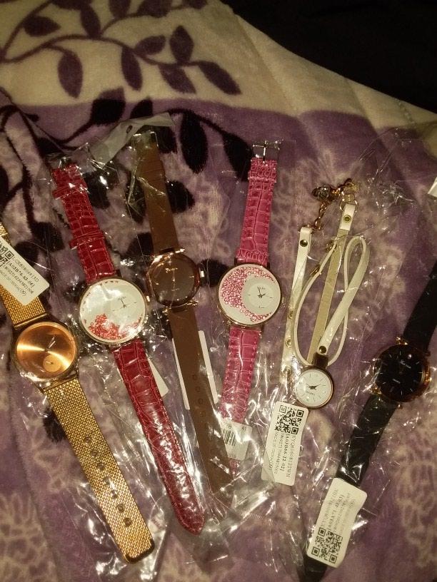 Разные часы женские.. Photo 0