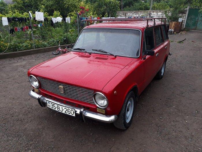 VAZ (LADA) 2102 1984. Photo 1
