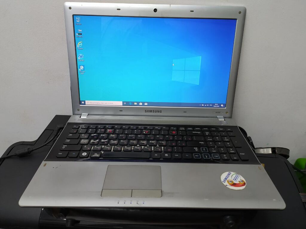 Ноутбук / Noutbuk Samsung RV520
