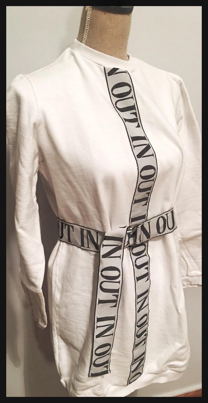 Φουτερ μπλουζοφορεμα one size. Photo 1
