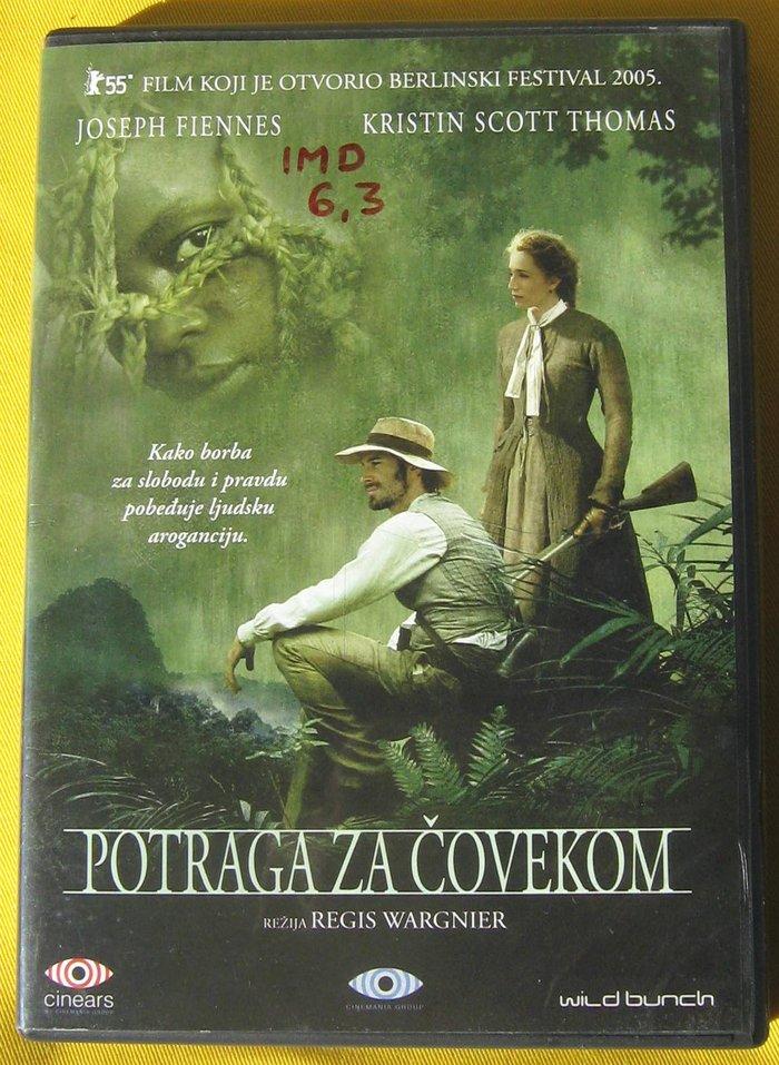 Film: Potraga za čovekom (Man to Man).  Format: DVD Žanr: - Beograd