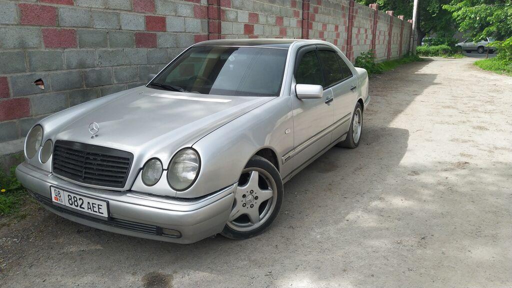 Mercedes-Benz A 210 2.4 л. 1998 | 300000 км: Mercedes-Benz A 210 2.4 л. 1998 | 300000 км